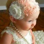 Kız Bebek Saç Bandı Modelleri 81