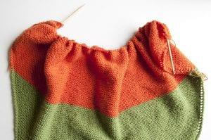 Kolay Şiş Örgü Bebek Battaniyesi Yapılışı 9