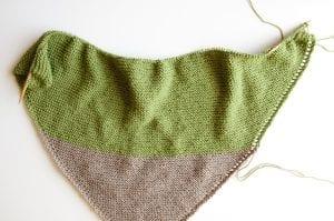 Kolay Şiş Örgü Bebek Battaniyesi Yapılışı 10