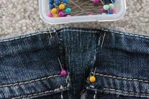 Kot Pantolon Beli Nasıl Genişletilir 11