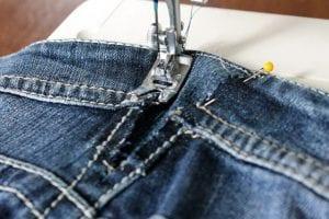 Kot Pantolon Beli Nasıl Genişletilir 2