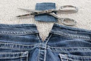 Kot Pantolon Beli Nasıl Genişletilir 3