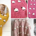Kuzulu Bebek Battaniyesi Yapımı 16