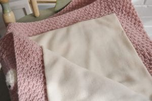 Kuzulu Bebek Battaniyesi Yapımı