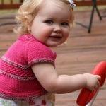 Örgü Bebek Bolero Yapımı 15