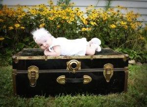 Örgü Bebek Elbisesi Nasıl Örülür? 11