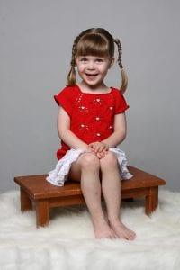 Örgü Bebek Elbisesi Nasıl Örülür? 19