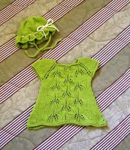 Örgü Bebek Elbisesi Nasıl Örülür? 3