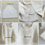 Örgü Kalpli Kazak Modelleri Yapılışı 15