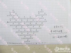 Örgü Kalpli Kazak Modelleri Yapılışı 1