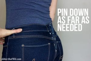 Pantolon Beli Nasıl Daraltılır? 10