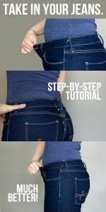 Pantolon Beli Nasıl Daraltılır? 11