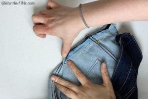 Pantolon Beli Nasıl Daraltılır? 2