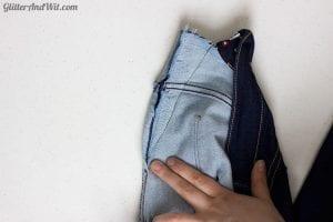 Pantolon Beli Nasıl Daraltılır? 3