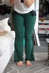 Pantolon Paçası Nasıl Daraltılır? 13
