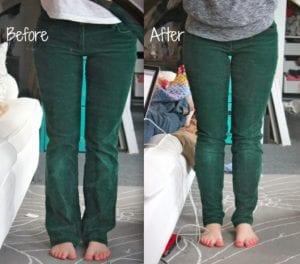 Pantolon Paçası Nasıl Daraltılır?