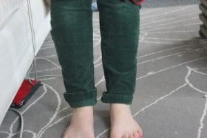 Pantolon Paçası Nasıl Daraltılır? 7