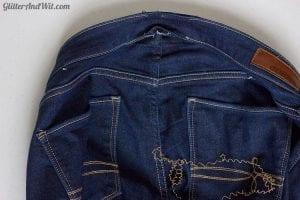 Pantolonun Beli Nasıl Daraltılır? 12