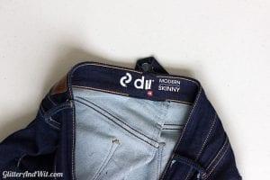 Pantolonun Beli Nasıl Daraltılır? 16