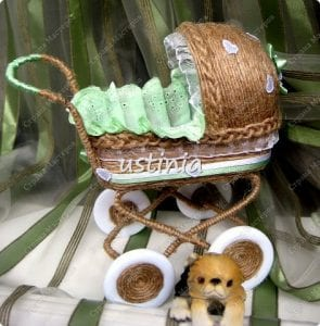 Plastik Şişeden Bebek Arabası Yapımı 2