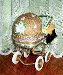 Plastik Şişeden Bebek Arabası Yapımı 3
