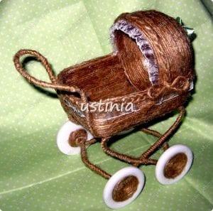 Plastik Şişeden Bebek Arabası Yapımı 4