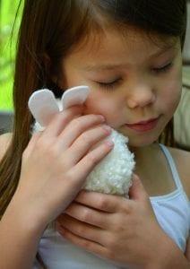 Ponpon Oyuncak Tavşan Yapımı