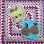 Tığ İşi Bebek Battaniyesi Modelleri 10