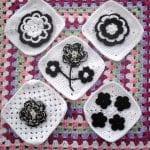 Tığ İşi Bebek Battaniyesi Modelleri 2