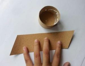Tuvalet Kağıdı Rulosundan Kutu Yapımı 8