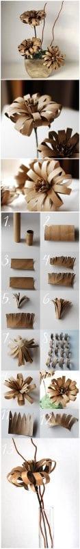 Tuvalet Kağıdı Rulosundan Neler Yapılabilir? 2