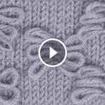 Videolu, Fiyonklu Örgü Modeli Yapılışı