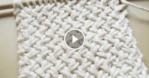 Videolu, Kolay Şiş Örgü Hasır Modeli Yapılışı