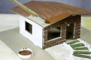 Basit Maket Ev Yapımı 2