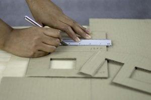Basit Maket Ev Yapımı 3