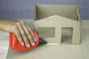 Basit Maket Ev Yapımı 4