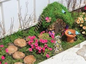 Dekoratif Mini Bahçe Nasıl Yapılır?