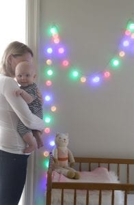 DIY, Pinpon Topundan Funny Lights Yapımı 6