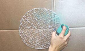 DIY, Sıcak Silikonla Supla Yapılışı 9