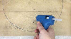DIY, Sıcak Silikonla Supla Yapılışı 7