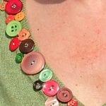 Düğme İle Yapılan Süslemeler 85