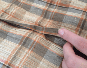 Eski Gömlekten Kırlent Yapımı 6