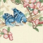 Etamin Şablonları Kuş Desenleri 20