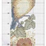 Etamin Şablonları Kuş Desenleri 22
