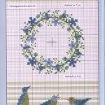 Etamin Şablonları Kuş Desenleri 39