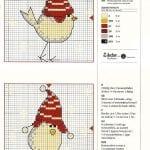 Etamin Şablonları Kuş Desenleri 60