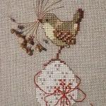 Etamin Şablonları Kuş Desenleri 67