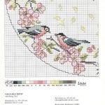 Etamin Şablonları Kuş Desenleri 70