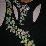 Giysi Süsleme Modelleri 4