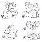 Hayvan Resimleri Nasıl Çizilir? 11